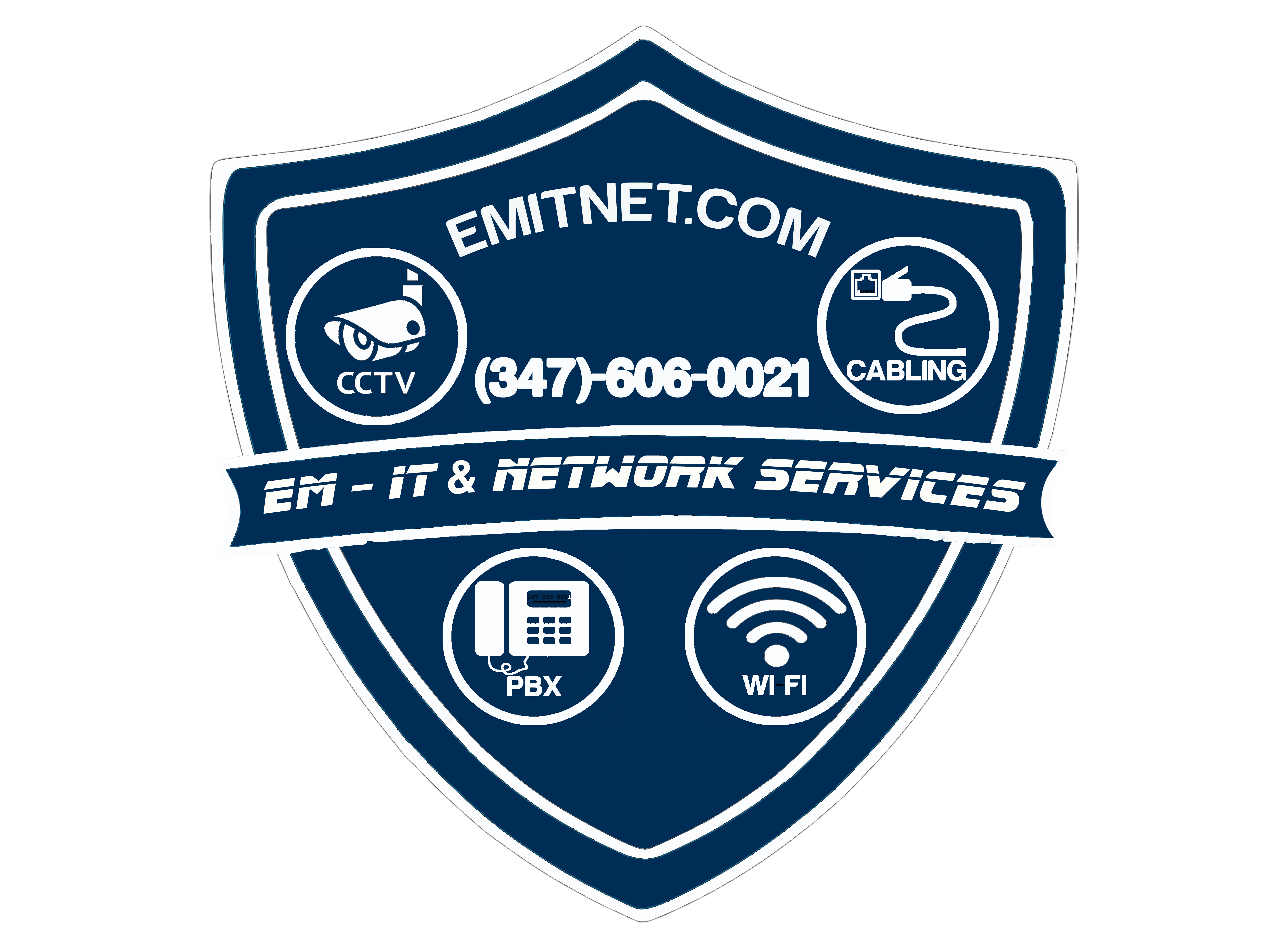 Em It Network Services Structured Cabling Cctv Pbx Wifi Contact Us To Learn More About Our Wiring Provider Ny